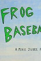 Image of Frog Baseball