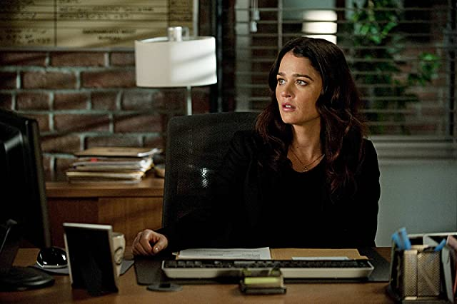 Robin Tunney in The Mentalist (2008)