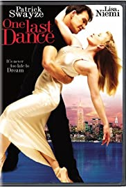 One Last Dance (2003) Poster - Movie Forum, Cast, Reviews