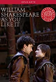 'As You Like It' at Shakespeare's Globe Theatre Poster