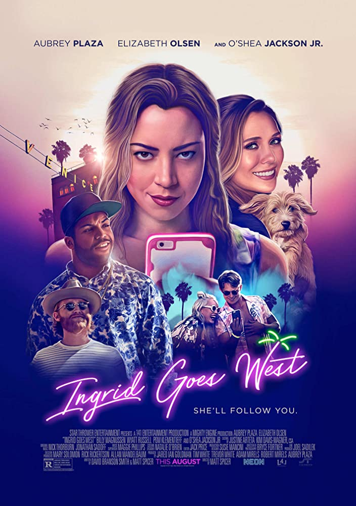 Ingrid Goes West – Bluray 1080p – Legendado