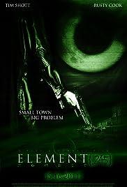 Element {.245} Zombie Poster