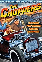 The Choppers Poster