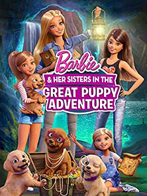 Barbie y hermanas en busca de los perritos (2015)