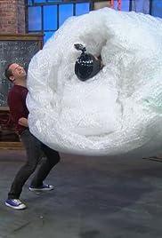 Bubble Wrap Drop Poster