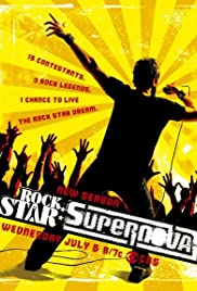 Rock Star: Supernova Poster - TV Show Forum, Cast, Reviews