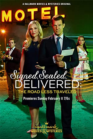 Signed, Sealed, Delivered: The Road Less Traveled Poster