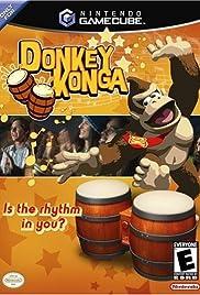 Donkey Konga Poster