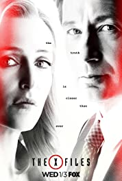 The X-Files - Season 1 poster