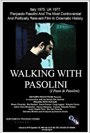 Walking with Pasolini Poster