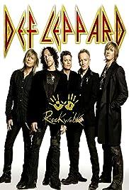 Def Leppard: RockWalk Induction Poster