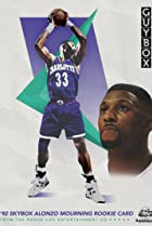 Image of '92 Skybox Alonzo Mourning Rookie Card