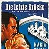 Maria Schell in The Last Bridge (1954)