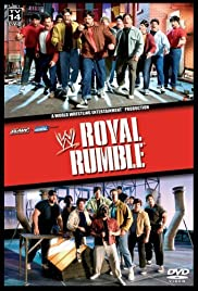 WWE Royal Rumble Poster