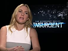 IMDb Asks Kate Winslet: What's Your First Movie in a Movie Theater?
