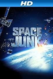 Space Junk 3D Poster