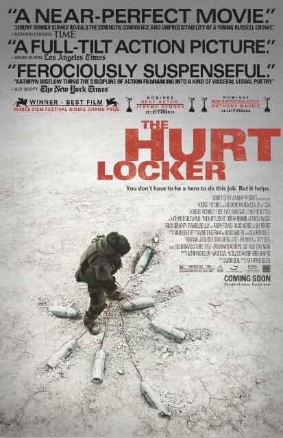 The Hurt Locker 2008 Hindi Dual Audio 720p BluRay