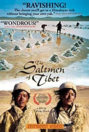 Die Salzmänner von Tibet (1997) Poster - Movie Forum, Cast, Reviews