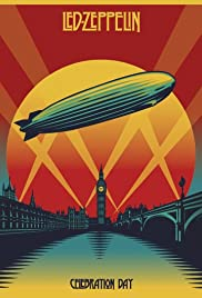 Led Zeppelin: Celebration Day (2012) Poster - Movie Forum, Cast, Reviews
