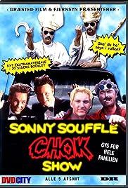 Sonny Soufflé chok show Poster