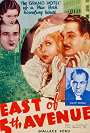 East of Fifth Avenue Poster