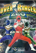 power rangers zeo vs the machine empire