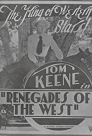 Renegades of the West Poster