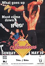 WCW Slamboree '96: Lethal Lottery Poster