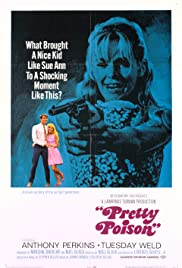 Pretty Poison(1968) Poster - Movie Forum, Cast, Reviews
