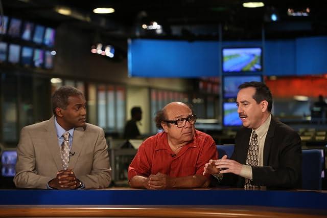 Danny DeVito, Karl T. Wright, and Andrew Friedman in It's Always Sunny in Philadelphia (2005)
