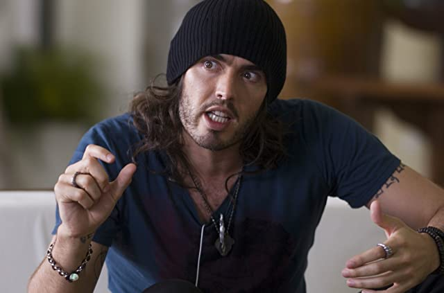 Russell Brand in Forgetting Sarah Marshall (2008)