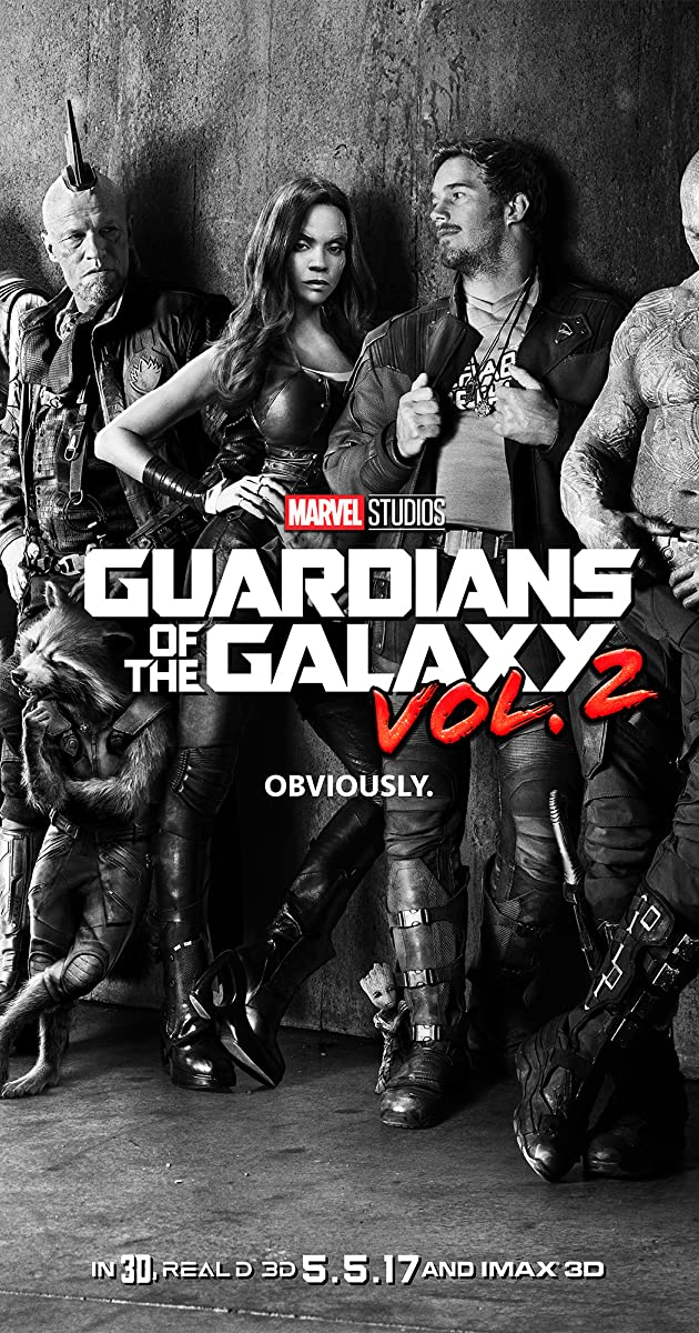 Guardians of the Galaxy Vol. 2 (2017) 360p 720p 1080p