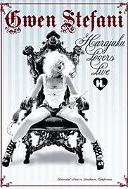 Gwen Stefani: Harajuku Lovers Live Poster