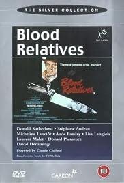 Les liens de sang Poster