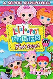 Lalaloopsy Babies: First Steps Poster