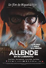 Allende en su laberinto(2014) Poster - Movie Forum, Cast, Reviews