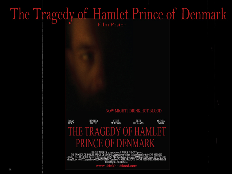 revenge tragedy hamlet Free hamlet revenge papers hamlet as a revenge tragedy - hamlet as a revenge tragedy revenge tragedy was a brief sub genre of tragedy at the end of.