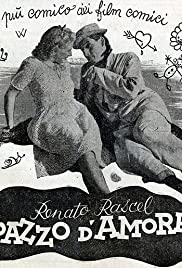 Pazzo d'amore Poster