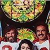 Burt Reynolds, Jill Clayburgh, and Kris Kristofferson in Semi-Tough (1977)