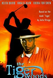 The Tiger Woods Story Poster