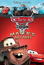 Mater's Tall Tales Poster - TV Show Forum, Cast, Reviews