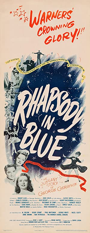 Rhapsody in Blue (1945)