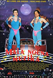 Mala nocna muzika Poster
