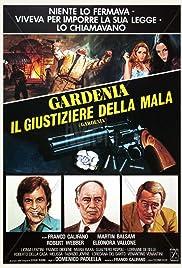 Gardenia, il giustiziere della mala Poster