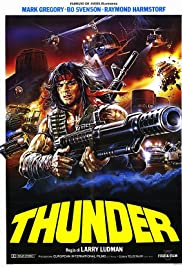 Thunder (1983) Poster - Movie Forum, Cast, Reviews