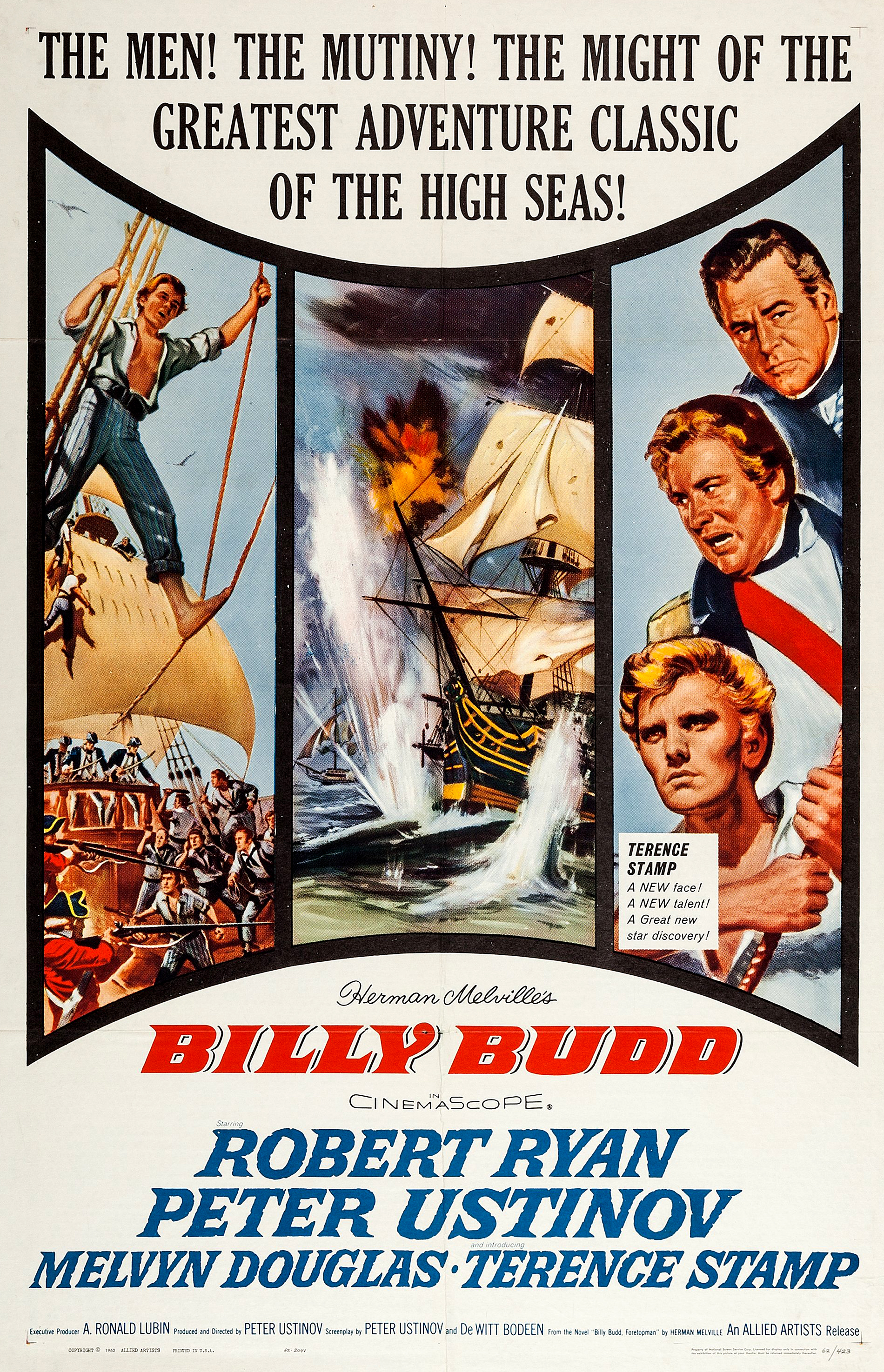 image Billy Budd Watch Full Movie Free Online