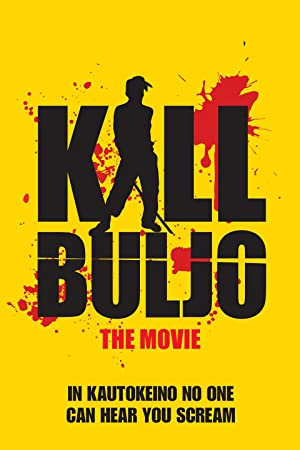 Kill Buljo: The Movie poster