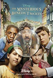 The Mysterious Benedict Society - Season 1 (2021) poster