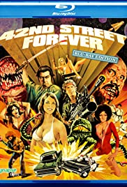 42nd Street Forever: Blu-ray Edition Poster