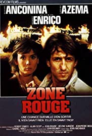 Zone rouge Poster